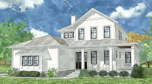 Cheap Floor Plans To Build Country Home With Spacious Front And Rear Porches 15096nc
