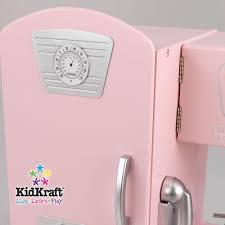 kidkraft pink vintage kitchen play set at growing tree toys