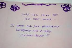 What To Write In A Birthday Card For Your Boyfriend How To Write A Birthday Card Card Design Ideas