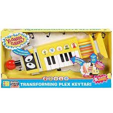 amazon yo gabba gabba electronic transforming plex keytar
