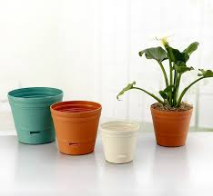 aliexpress com buy small plastic roman style planter resin