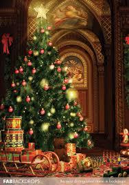 christmas backdrops fab drops oh christmas tree backdrop