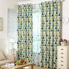 Orange Patterned Curtains Curtain Chevron Pattern Curtains Modern Decor Ideas Navy Pattern