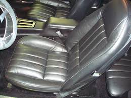 1981 Camaro Interior Blank Page