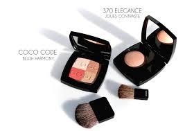 chanel ss 17 coco code blush harmony u0026 élégance blush