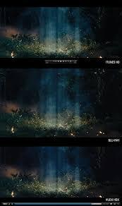 the hunger games catching fire itunes vs vudu vs blu ray