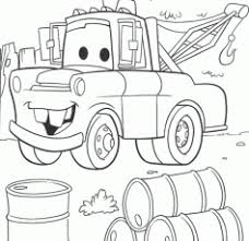 7 pics mater cars coloring pages mater cars movie