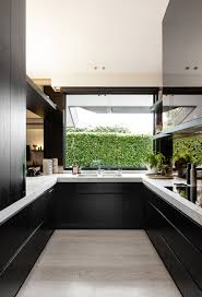 image of popular kitchen window treatments kitchen window