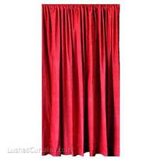 Theater Drop Curtain Movie Theater Curtains Ebay
