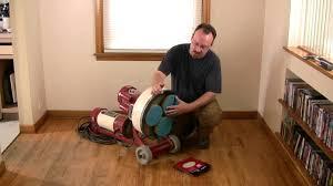 how to protect hardwood floors how to refinish hardwood floors youtube