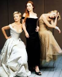 Vanity Fair Scarlett Johansson Keira Knightley Cameron Diaz Kate Winslet Claire Danes By Annie Leibovitz For