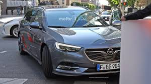 insignia opel 2017 2017 opel insignia sedan and wagon break cover