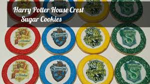 Harry Potter House by How To Decorate Harry Potter House Crest Sugar Cookies Youtube