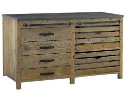 meuble cuisine zinc meuble cuisine bois et zinc meuble de cuisine vendu separement avec
