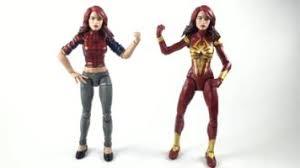 Mary Jane Halloween Costume Mary Jane Spider Island Marvel Legends Custom Action Figure