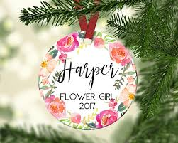 flower girl christmas ornament flower girl christmas ornament flower girl christmas