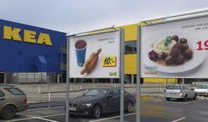 Ikea Outdoor Ad Horsemeat Scandal Hits Furniture Giant Ikea Public Radio