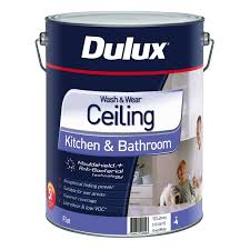 dulux wash u0026amp wear kitchen u0026amp bathroom ceiling mitre 10
