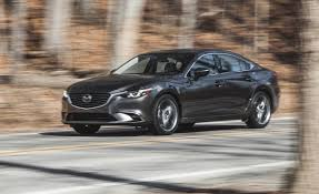 mazda sedan models list 2016 mazda 6 i grand touring test u2013 review u2013 car and driver