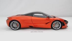 mclaren 720s mclaren 720s scale model cars