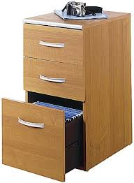 Office Desk Drawers Bush Wc02453 03 Office Revolution Three Drawer File Cabinet In