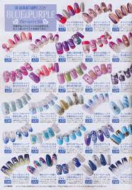 blue and purple japanese nail art pinterest purple japanese