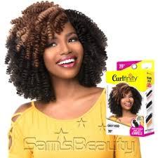 hair crochet sensationnel synthetic hair crochet braids curlfinity pre looped
