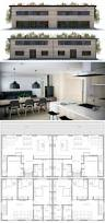 modern multi family building plans best 25 duplex house ideas on pinterest duplex house design