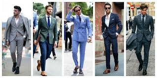 attire men how to wear semi formal attire for men the trend spotter