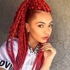 best hair for braid extensions 15 women with braid extensions styles who are not afraid of a