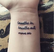 42 awesome and best literary quote tattoo from modern best sellers