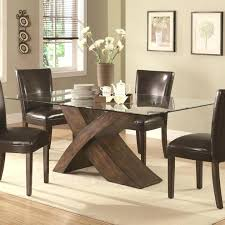 rectangular glass dining table rectangle beautiful room tables for