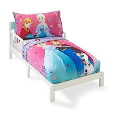 disney girls bedding disney frozen u0027s 4 piece bedding set