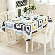 popular square pvc table cover buy cheap square pvc table cover