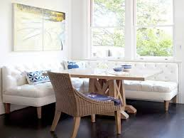 dining room sets with bench kitchen breakfast nook seating