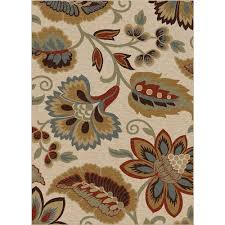 Home Depot Rugs Sale Orian Rugs Dooley Khaki 5 Ft 3 In X 7 Ft 6 In Area Rug 272581