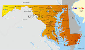 map of maryland with cities maryland filemaryland in united statessvg wikimedia