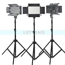 led studio lighting kit changeable version godox 1500w 3x led 500w photo studio video