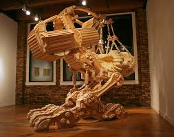 large wood carvings 55 amazing wooden sculptures photos hongkiat