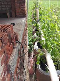 Diy Self Watering Herb Garden How To Build A Self Watering Vertical Garden Diy Projects For