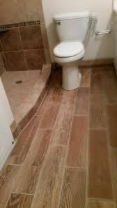 Wood Floor In Bathroom Pergo Reclaimed Barnwood Laminate Flooring Pergo Reclaimed
