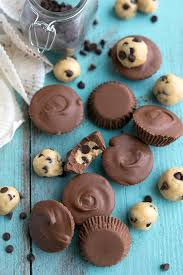 edible chocolate cups to buy no bake cookie dough chocolate cups the recipe critic