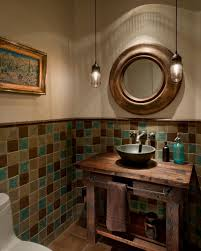 primitive rustic bathroom in stars hottest home design