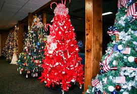 trees of christmas