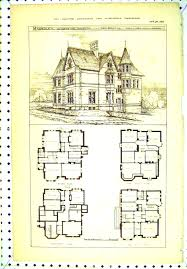 vintage victorian house plans classic victorian home plans cool