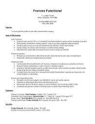 Part Time Job Resume Job Resume Examples No Experience Resume Example And Free Resume