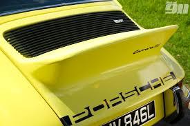 porsche ducktail total 911 u0027s top six porsche 911 rear wings of all time total 911