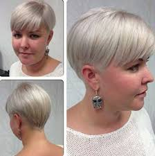 short hairstyles for larger ladies top ten elegant short haircuts for heavy set woman
