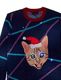 sweaters that light up blizzard bay s light up lazer sweater