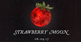 full strawberry moon keep your eyes peeled for the annual strawberry moon wish farms
